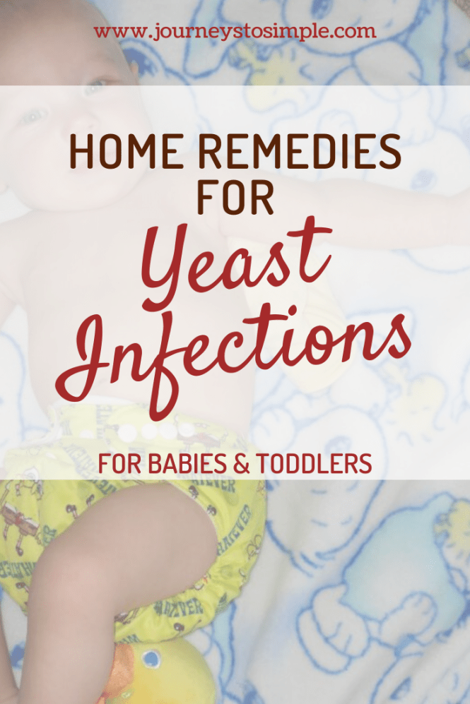 Natural home remedies for yeast infections