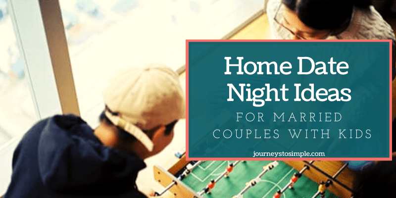 Home Date Nights for Couples