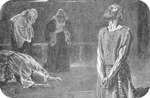 job praying biblical depression