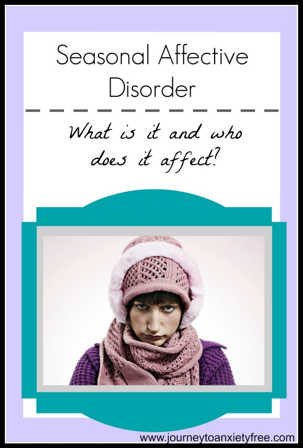 seasonal affective disorder what is it and who does it affect