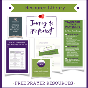 Resource Library Journey to Imperfect