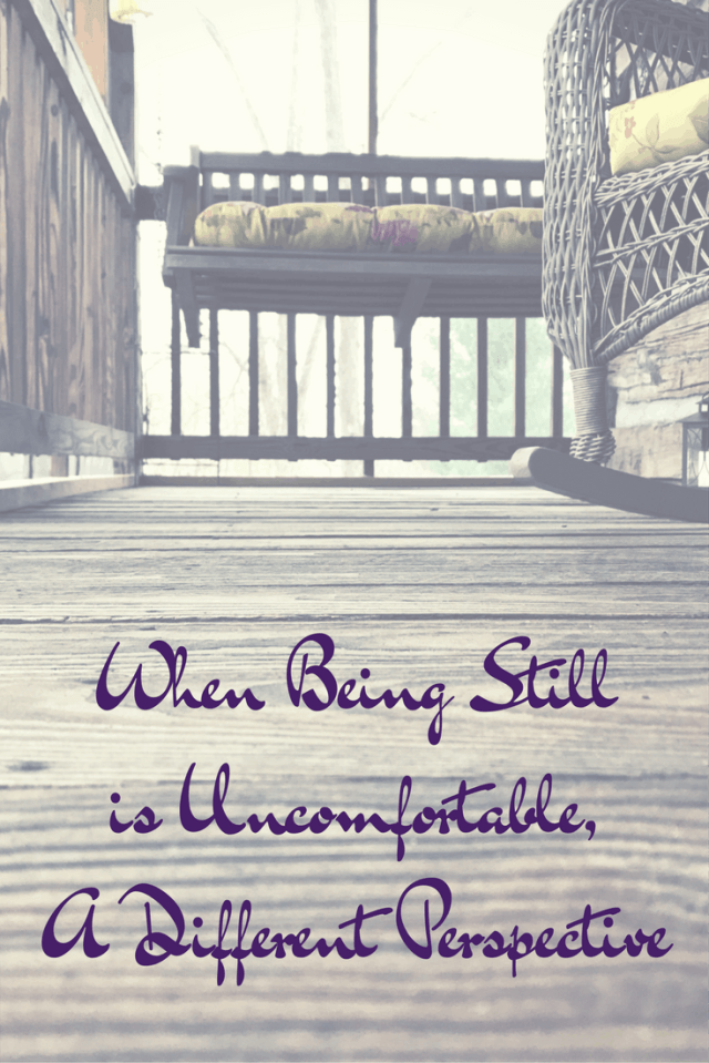 If being still is hard for you, click to read more!