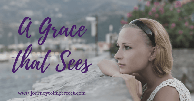 Sometimes we feel unseen and the truth of how we feel inside is hidden from others. But there is a grace that sees and a grace that understands. It comes straight from the heart of God. Join me here today as we begin a series of discussions that will take a look at the depth of the love that God has for us.
