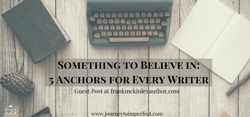 Are you struggling through a something difficult? Click through to discover 5 anchors that will help you persevere through a hard task.