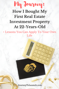 How I Bought My First Real Estate Investment Property At 22-Years-Old