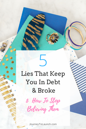 5 lies that keep you in debt and broke (1)