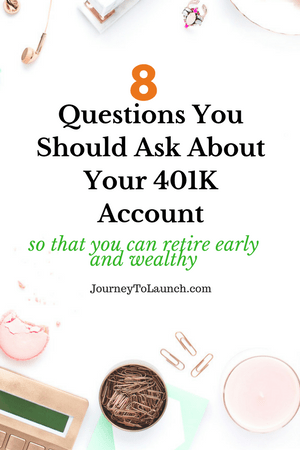 8 401k Questions You Should Ask