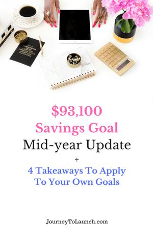 Mid-Year Savings Update