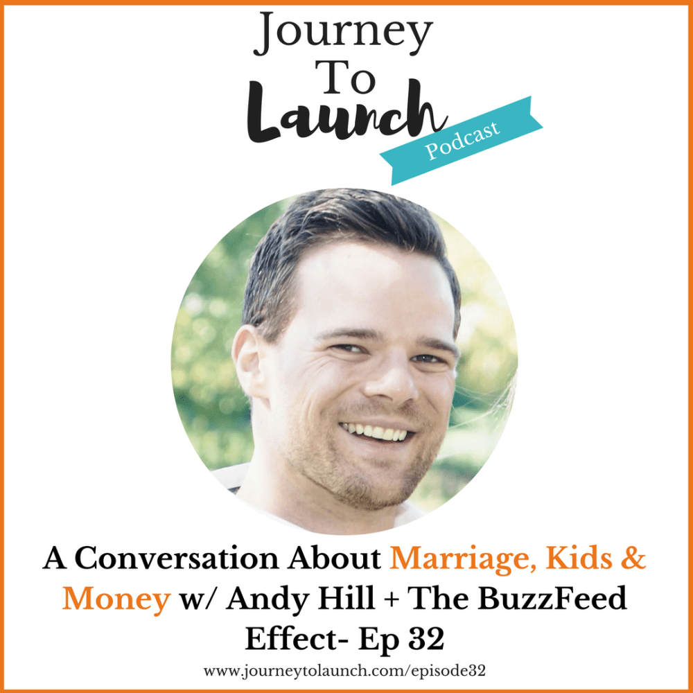Episode 32- A Conversation About Marriage, Kids & Money + The BuzzFeed Effect