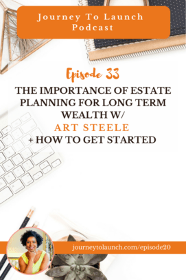 The Importance of Estate Planning for Long Term Wealth w/ Art Steele + How To Get Started