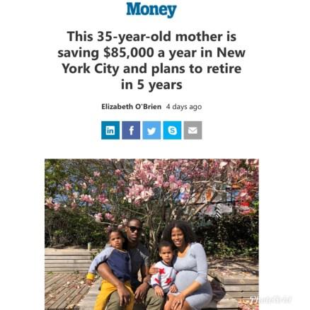 jamila souffrant money magazine
