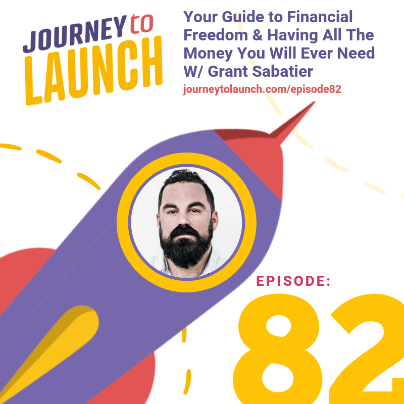 Episode 82 – Your Guide to Financial Freedom & Having All The Money You Will Ever Need w/ Grant Sabatier