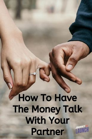 How to have the money talk with your partner