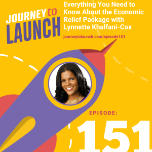 Episode 151-Everything You Need to Know About the Economic Relief Package with Lynnette Khalfani-Cox