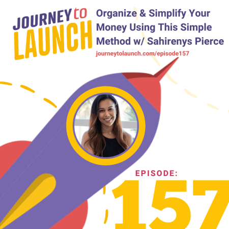 Organize & Simplify Your Money Using This Simple Method w/ Sahirenys Pierce