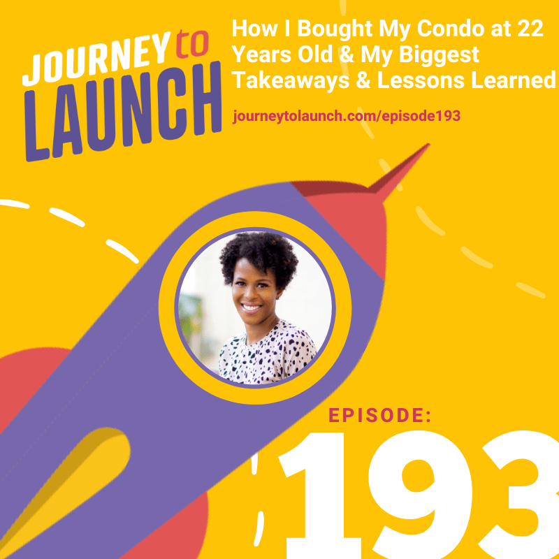 How I Bought My Condo at 22 Years Old & My Biggest Takeaways & Lessons Learned