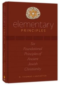 Cover of Elementary Principles book