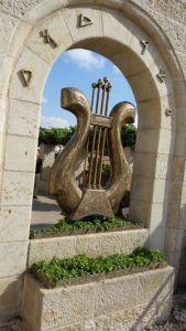 City of David entrance