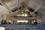 neglected church