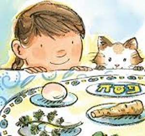Child Seder Dinner