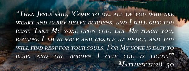 """Day 18: """"Shalom Rest"""""""