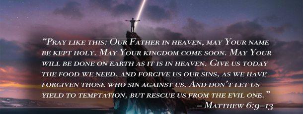 Day 5: Kingdom Prayer