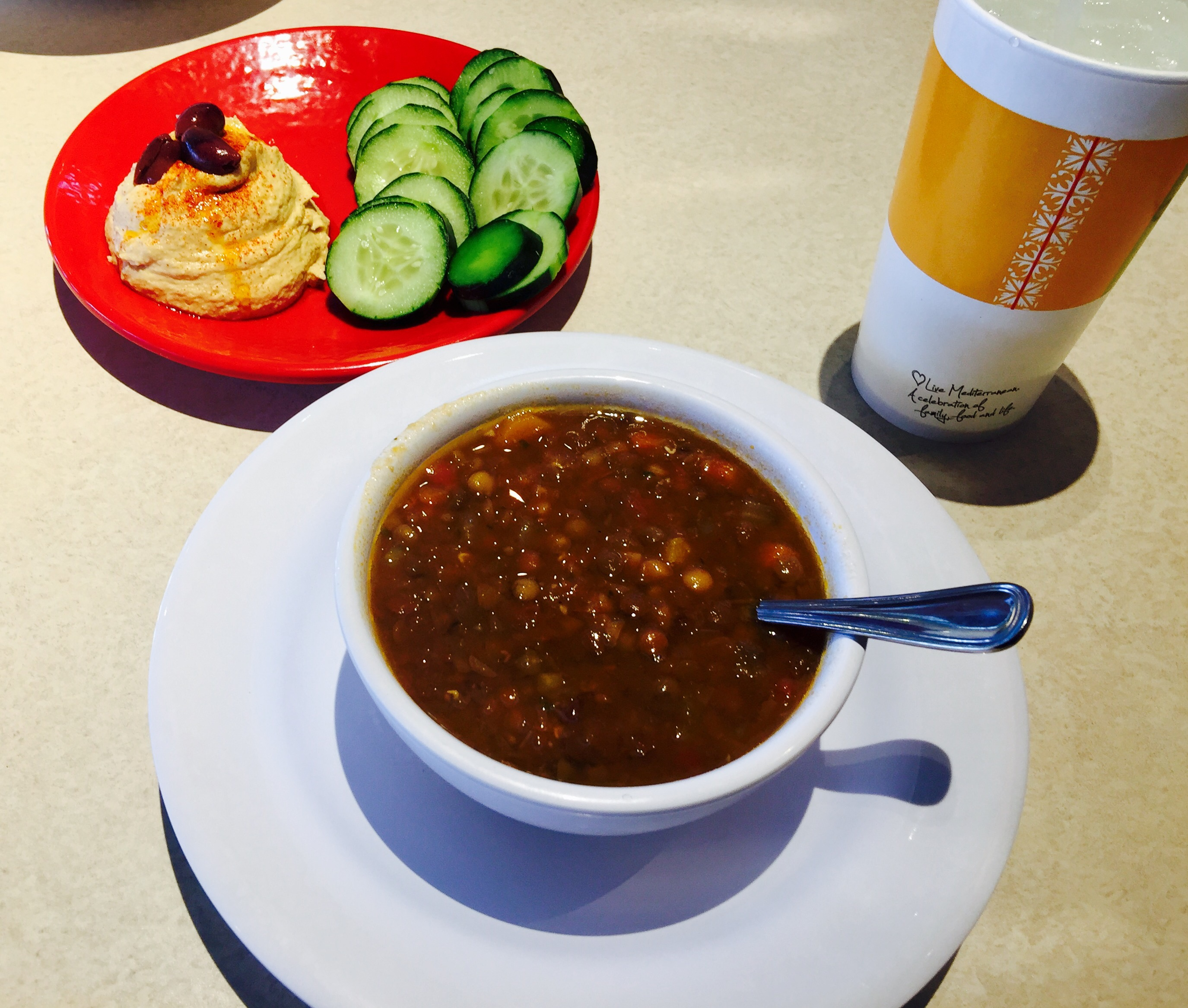 Dining Out On A Plant Based Diet Journey With Healthy Me