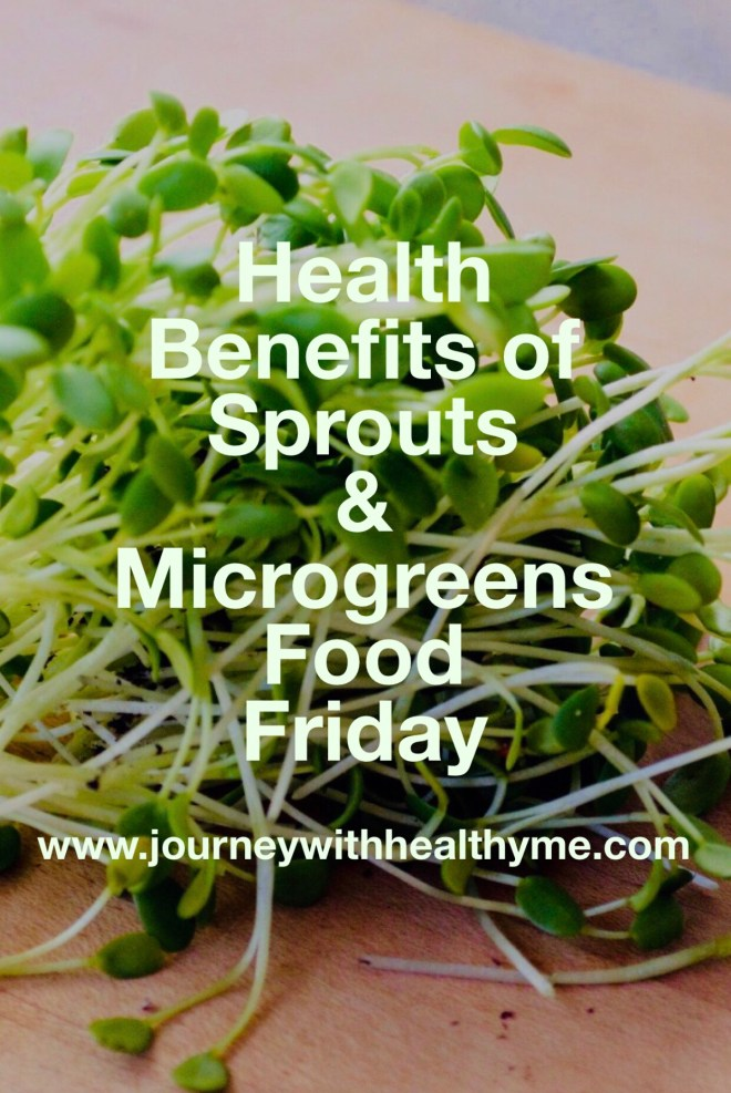 Health Benefits of Sprouts and Microgreens