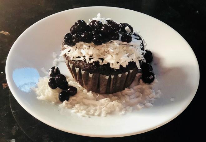 Healthy Wacky Cupcakes