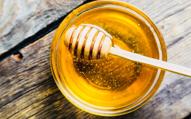 Miraculous Raw Honey