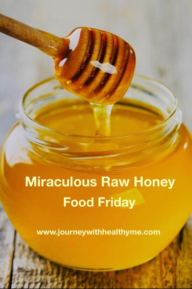 Miraculous Raw Honey
