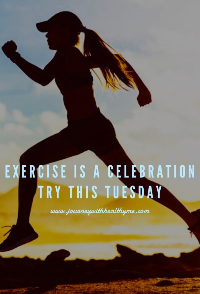 Exercise is a Celebration