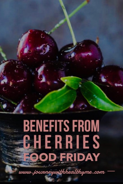 Benefits from Cherries