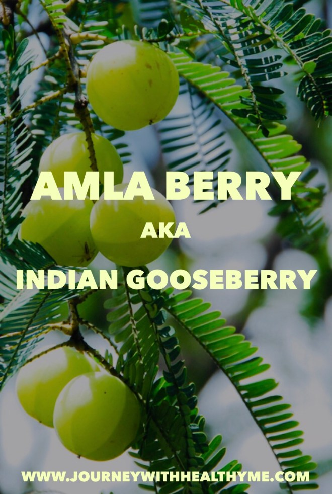 Amla Berry Aka Indian Gooseberry