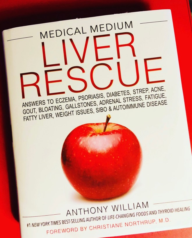 Liver Rescue Book Club Meeting