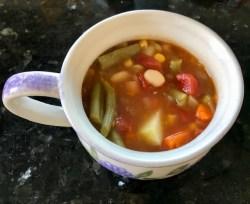 Homemade Veggie Soup
