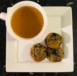 Gluten & Oil Free Blueberry Mini Bites