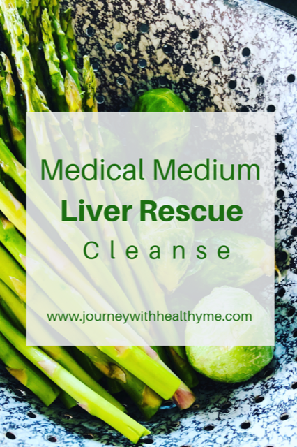 Medical Medium Liver Rescue Cleanse