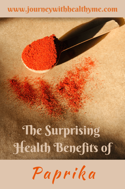 The Surprising Health Benefits of Paprika