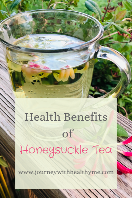 Health Benefits of Honeysuckle Tea