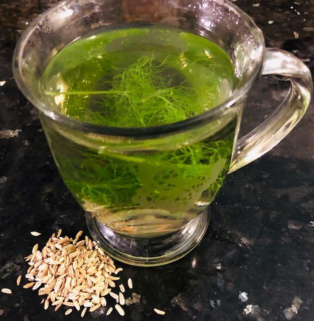 Fennel Leaf Tea