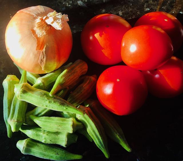 Summer Succotash Fresh Produce