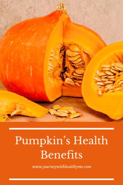 Pumpkins Health Benefits Title Meme