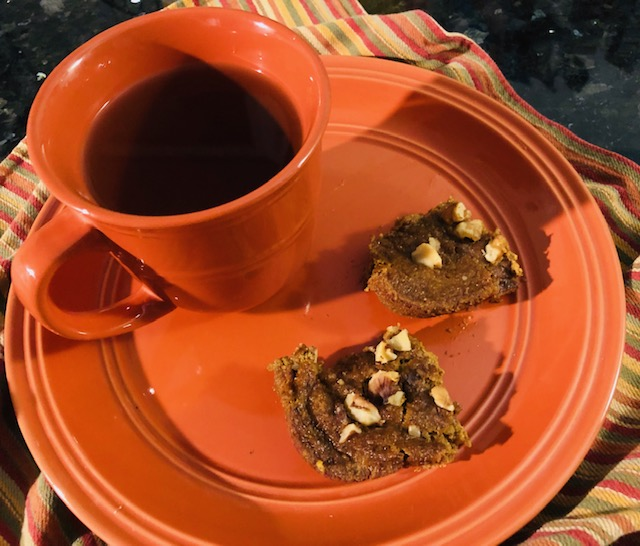 Vegan and Gluten Free Pumpkin Bars