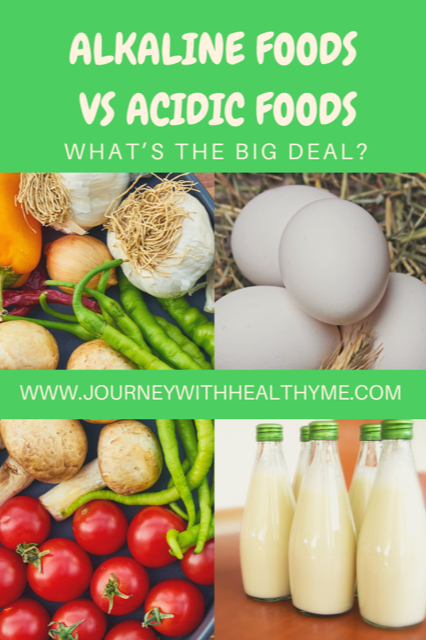 Balanced Ph Archives Journey With Healthy Me