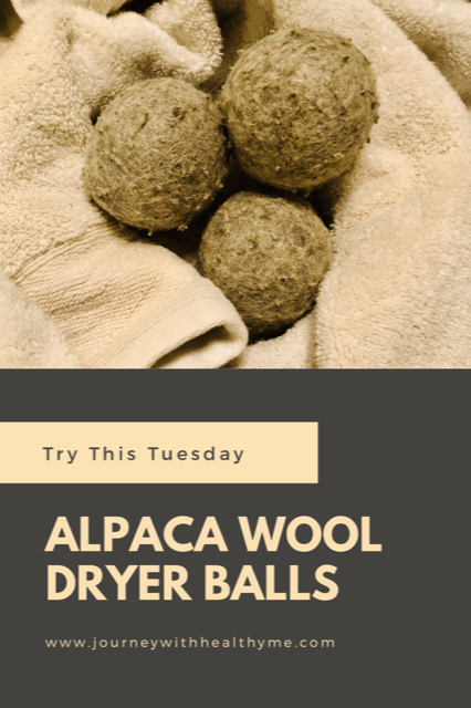 Alpaca Wool Dryer Balls title meme
