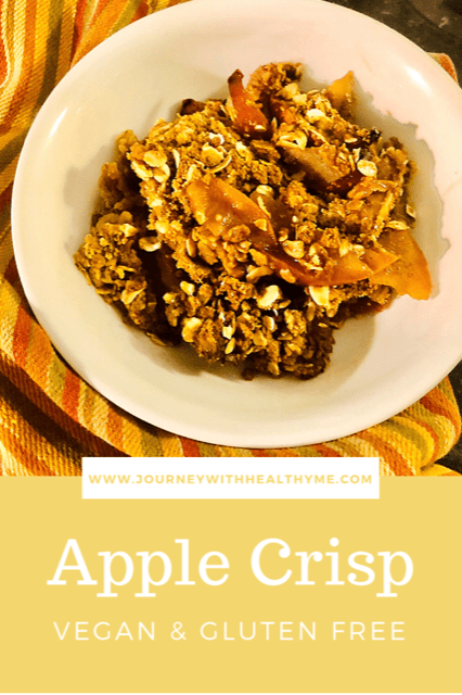 Apple Crisp title meme