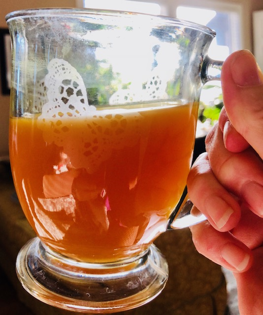 Turmeric Green Tea Cheers