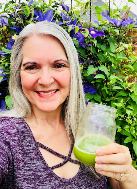 Healing journey begins with celery juice