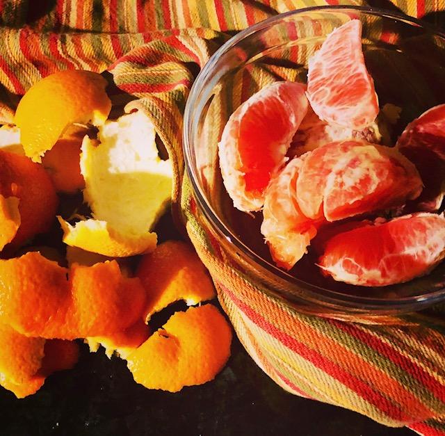 Fresh Cara Cara Oranges
